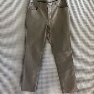 Chico's platinum pants